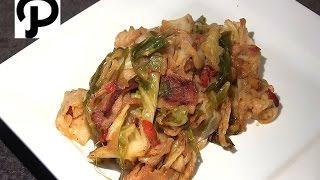 Worlds Best Fried Cabbage Recipe