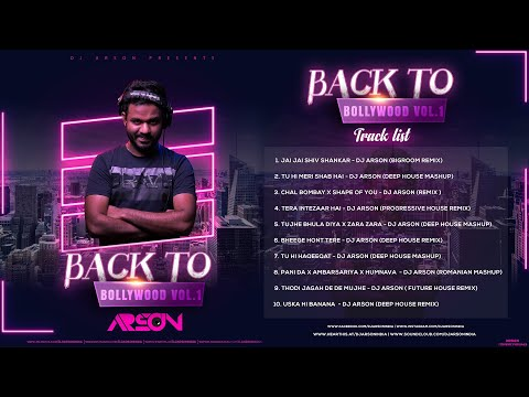 uska-hi-banana-deep-house-remix---dj-arson-|-back-to-bollywood-vol.1-|-venky-visuals