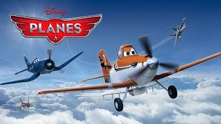 Disney Planes - Dusty Training Mode - Gameplay - Movie Pixar - kids movie - Video-Game  #1
