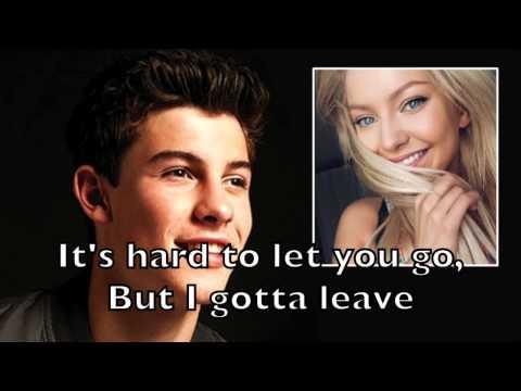 Shawn Mendes ft. Astrid - Air Karaoke Acoustic Guitar Instrumental Backing Track