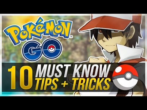 13 Crucial Pokémon GO Tips & Tricks The Game Doesn't Tell You