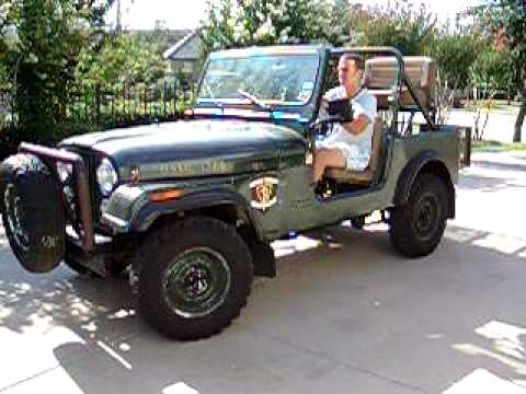 1984 Jeep Cj 7 4wd Hunting Vehicle Reduced For Quick Sale