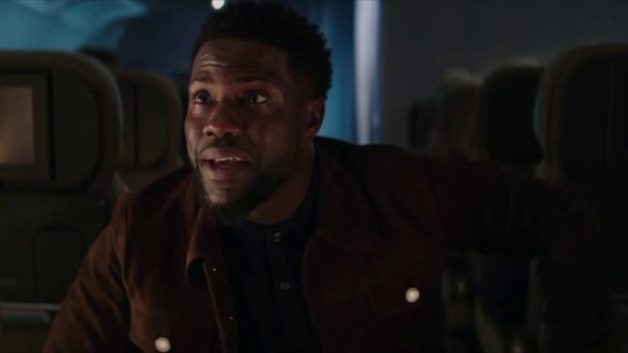 Download Hobbs and Shaw kevin hart scene - airplane scene