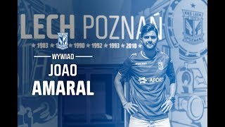 Joao Amaral: Chcę nieustannie wygrywać