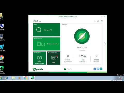 Panda Tutorial & Review - Antivirus Software