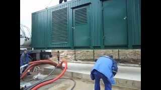 видео Gesan - бензиновые генераторы