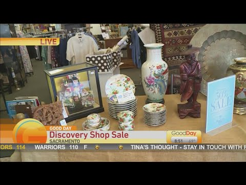 Discovery Shop Sale For Cancer