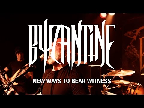 "Byzantine ""New Ways to Bear Witness"" (OFFICIAL VIDEO in 4k)"