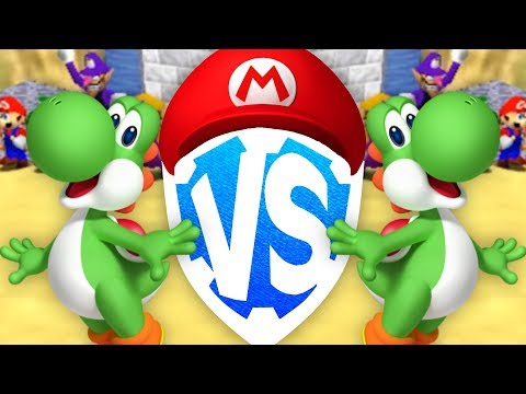 Super Mario 64 Online Multiplayer Versus - Part 2