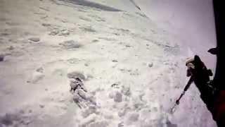 Stolen Couloir - Alaska Heli Ski Thumbnail