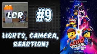 Lights, Camera, Reaction EP 9: The Lego Movie: The Second Part
