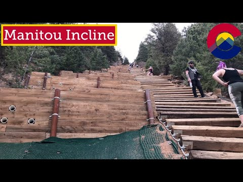 Hiking the Manitou Incline