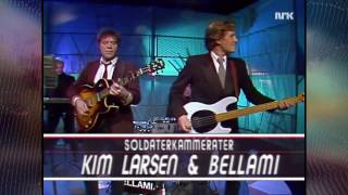 Kim Larsen & Bellami Kielgasten (Full Album)