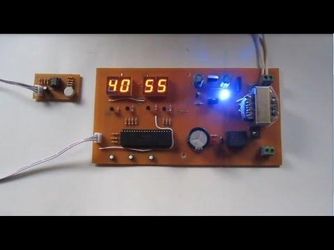 Hướng dẫn chế tạo bộ điều khiển độ ẩm cho máy ấp trứng