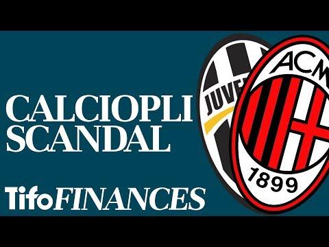 Calciopoli Scandal Explained