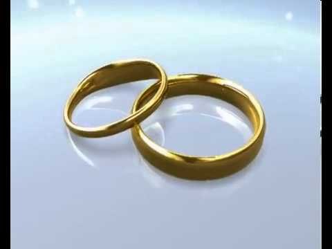 Wedding Rings Video Background Tvsd090 Free Animations For Videos In Point On