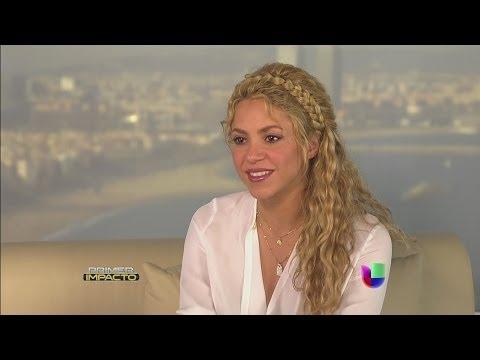 El Imperio de Shakira en Barcelona junto a Piqu y Miln - Primer Impacto