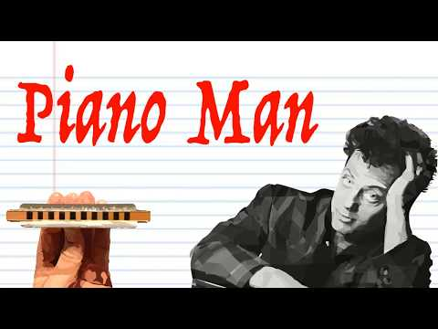 How to Play Billy Joel's Piano Man on the Harmonica