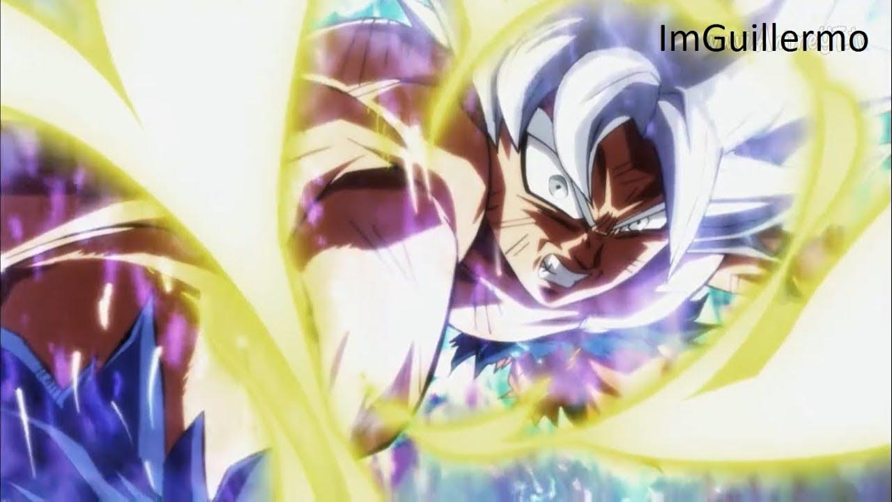 Goku Vs Jiren Amv Pelea Completa Youtube