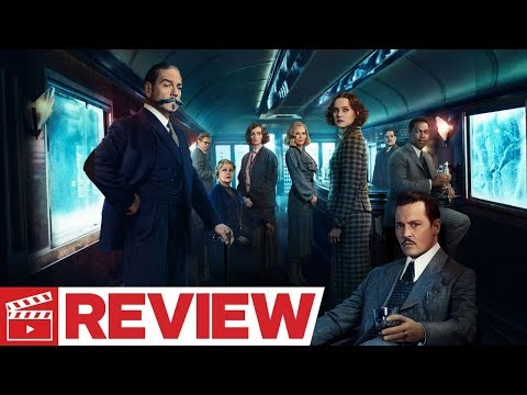 Murder on the Orient Express Review (2017)