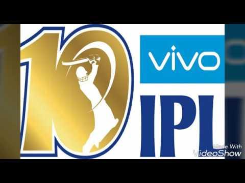 IPL 2017|| official song ,10 saal aapke naam