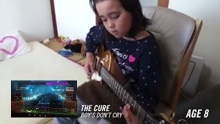 Rocksmith – Audrey's Success Story