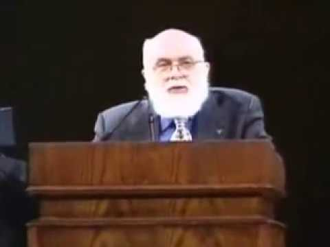 "James ""The Amazing"" Randi Lecture at Princeton: The Search for the Chimera"