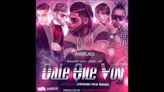 Dale Que Voy Remix Epicenter Farruko Ft. Lui-g 21,Maluma,Jenny La Sexy Voz y Opi El Hit machine