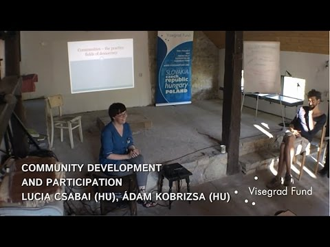 06 Community Development and Participation