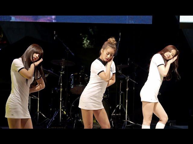 [직캠] 에이핑크 Apink - Mr. Chu (14.10.06)