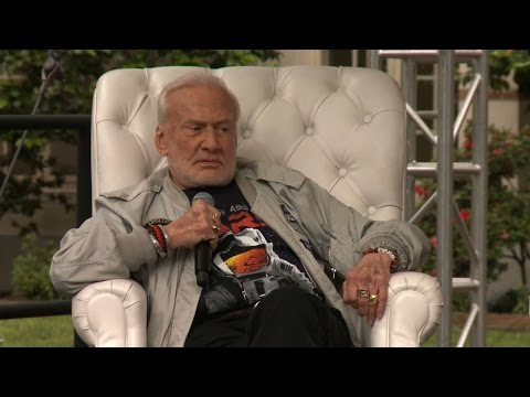 Buzz Aldrin | 2016 L.A. Times Festival of Books