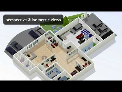 How to draw floor plans online
