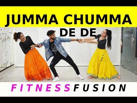Jumma Chumma De De Bollywood Dance Workout | Zumba | Jumma Chumma Fitness Fusion Dance Choreography