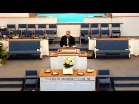 "August 28, 2016 Rev. Gary Lassell ""Employ Divine Wisdom- from Above- in the Church"""