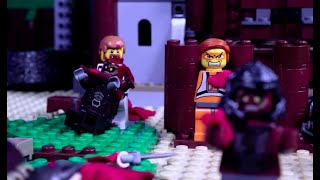 The Twisted Bricks Zombie Apocalypse 2 (part 1): Undead Army  I   A Stop Motion Adventure