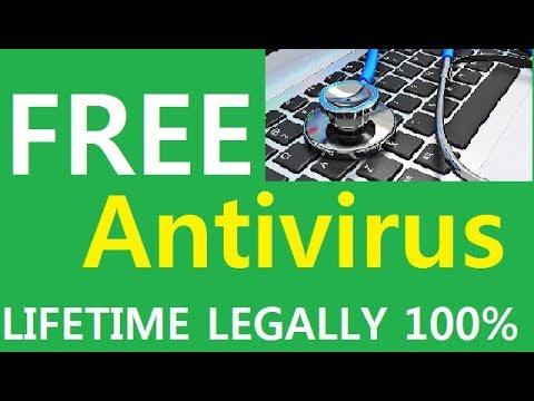 best lifetime free antivirus for pc