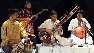 Fusion Music - Sitar |Tabla |Flute - Classical Instrumental Music - B.Sivaramakrishna Rao - Stafaband