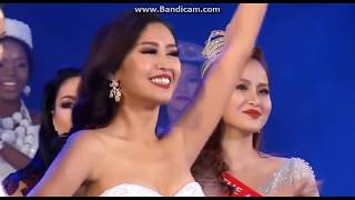 Miss Globe 2018 - Crowning Moment of China