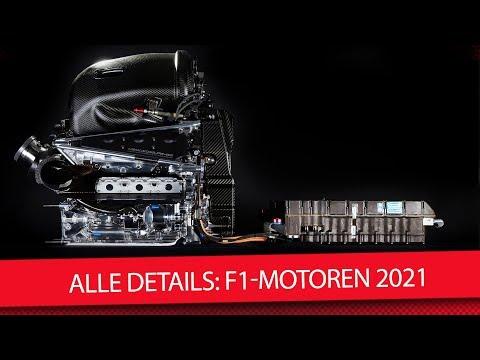 Kommen jetzt Porsche & Aston Martin? - Alle Details zu neuen Formel-1-Motoren 2021