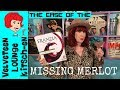 The Case of the Missing Merlot - A Velveteen Lounge Kitsch-en Mystery