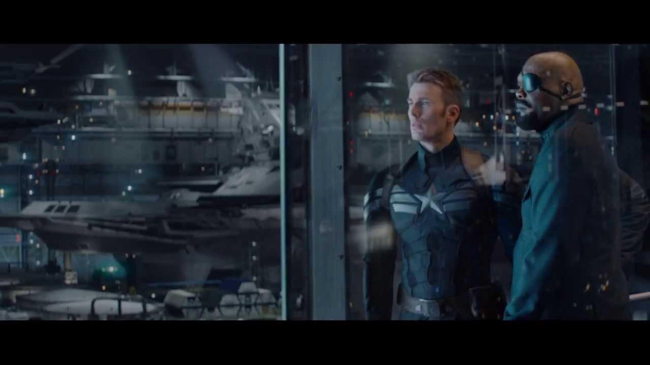 Marvel's Captain America: The Winter Soldier - Featurette 1