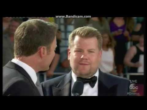 Emmy Award 2016 James Corden