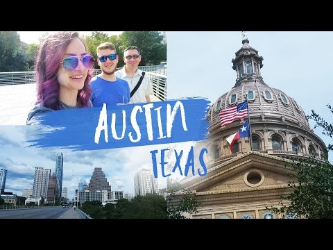 A vlog from Austin, Texas - Part 1 | CharliMarieTV