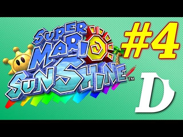 Super Mario Sunshine: Dead Toads - Part 4 - Eat A D