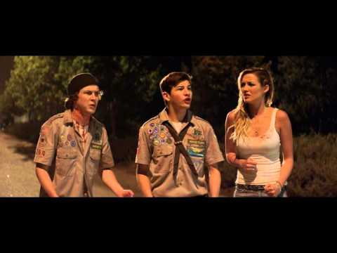 """""""Scout's Guide To The Zombie Apocalypse"""" - Britney Spears Clip"""