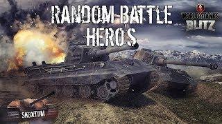 Random Battle Heroes Wot Blitz