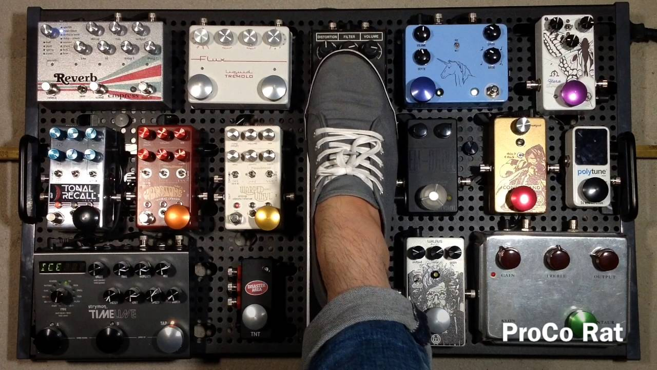curtis 39 temple audio trio 28 pedalboard demo youtube. Black Bedroom Furniture Sets. Home Design Ideas
