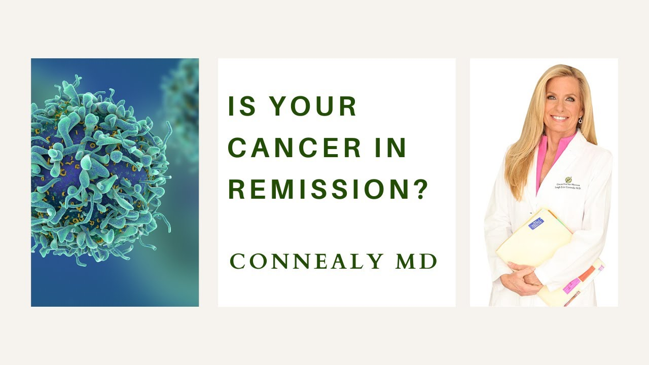 Is Your Cancer in Remission? How Do You Really Know?