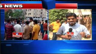 Special Report From Narayana College Over Management In Madhapur | HMTV
