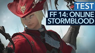 Addon Stormblood  für Final Fantasy 14 Online im Test